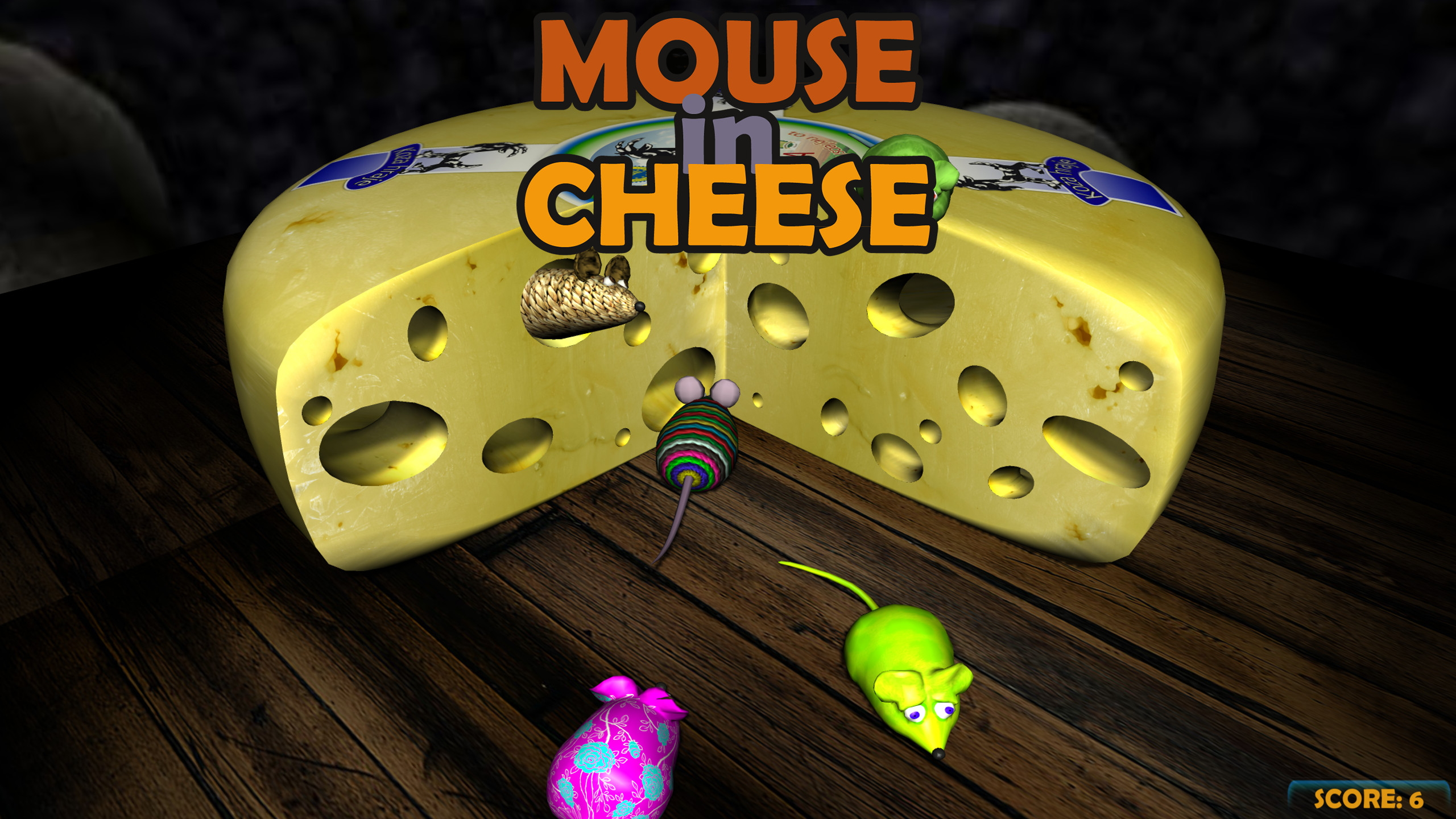 mouse in cheese free 3d ipad android game for cats official website